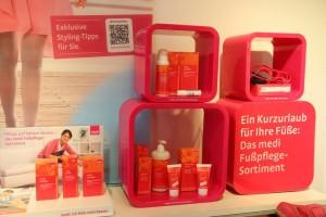 Hautpflege bei Kompressionsstrümpfen medi